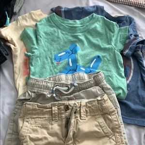 Boys Gap, Old Navy, and others lot
